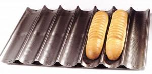 Лист волнистый перфорированный стальной, 8 волн, глубина волны 30 мм, шаг 92 мм, размеры листа 530х660 мм; ЛПВ-7С-530х660х30