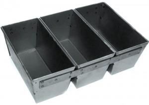 Сборка гнутых форм 3 Мк 10. Габаритные размеры сборки: 327х220х105 мм.