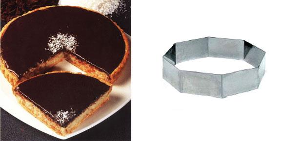 Форма кондитерская «Восьмиугольник»