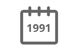 26 лет на рынке!